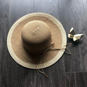 Primark Accessories - Straw Bow Hat